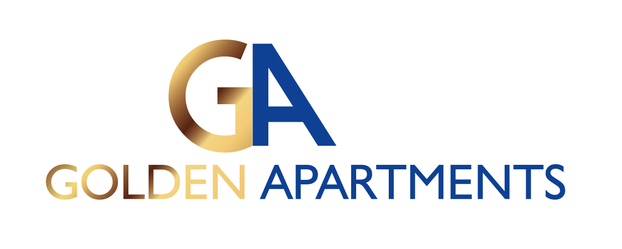 Golden apartments
